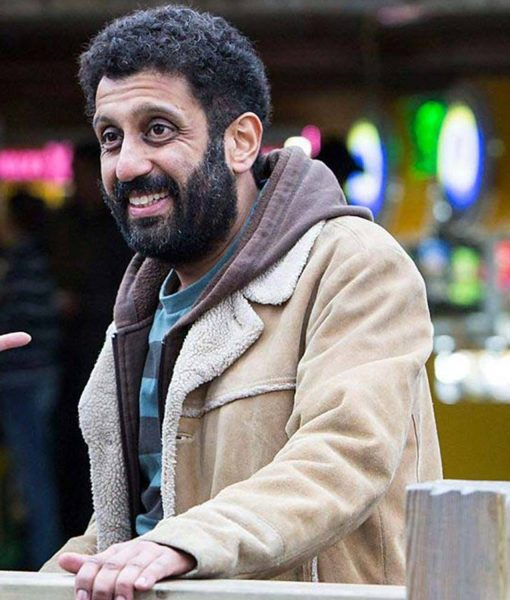 adeel-akhtar-back-to-life-shearling-jacket
