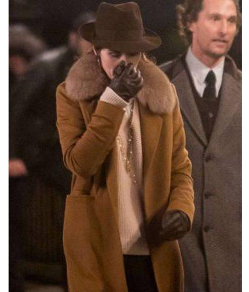 michelle-dockery-the-gentlemen-coat