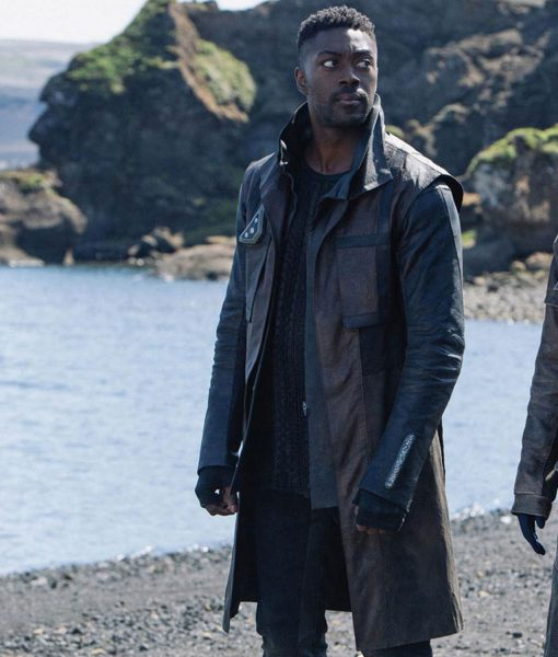 star-trek-discovery-cleveland-booker-leather-coat