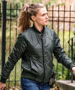 chicago-pd-hailey-upton-green-jacket