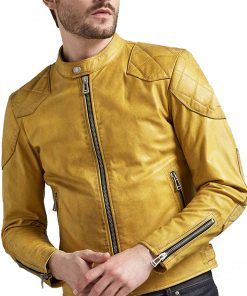cafe-racer-yellow-jacket