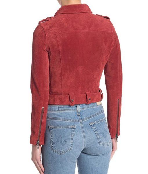 god-friended-me-cara-bloom-red-jacket