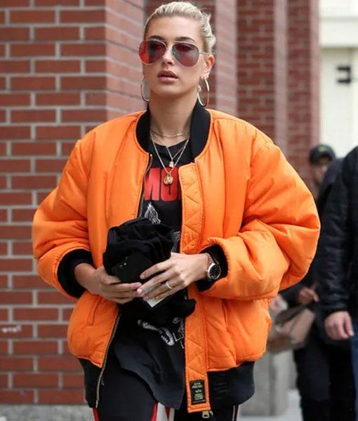 hailey-baldwin-bomber-jacket