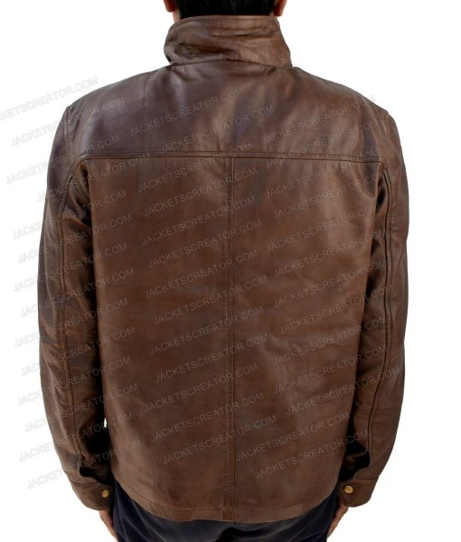 mark-wahlberg-spenser-confidential-leather-jacket