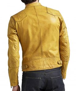 mens-cafe-racer-yellow-jacket