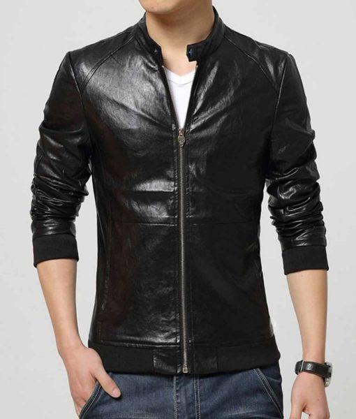 mens-slim-fit-bomber-jacket
