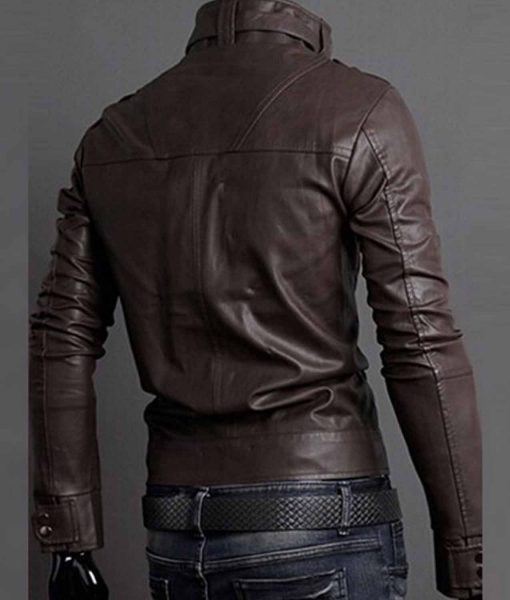 mens-stand-collar-slim-fit-buckle-collar-jacket
