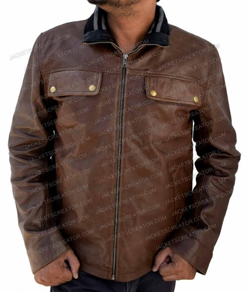 spenser-confidential-mark-wahlberg-leather-jacket