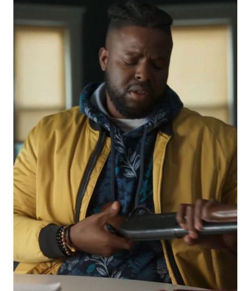 winston-duke-spenser-confidential-hawk-bomber-jacket