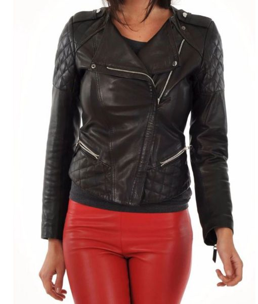 womens-quilted-black-leather-biker-jacket