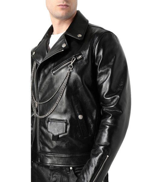 chains-biker-black-leather-jacket