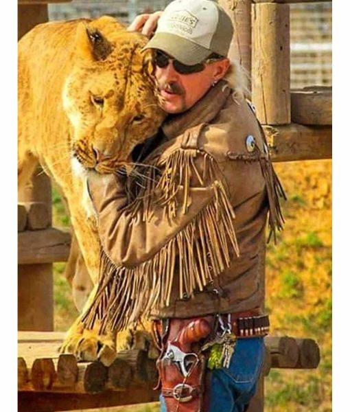 joe-exotic-tiger-king-fringe-leather-jacket