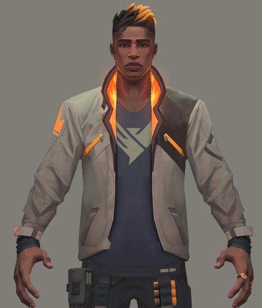phoenix-valorant-leather-jacket