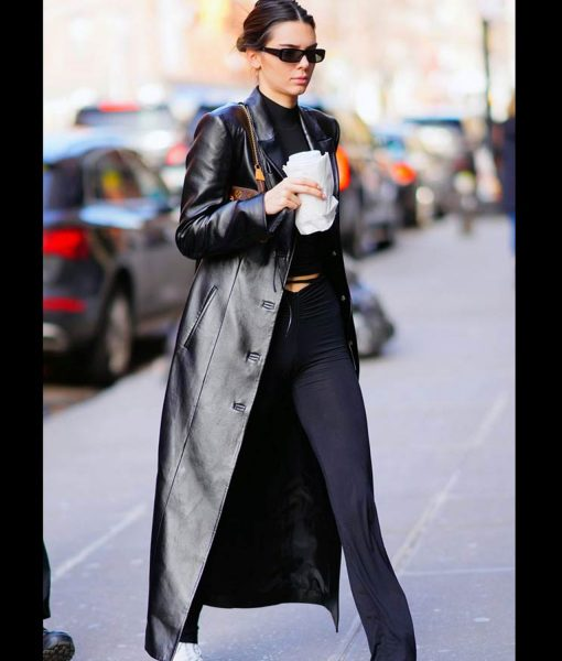 kendall-jenner-leather-coat