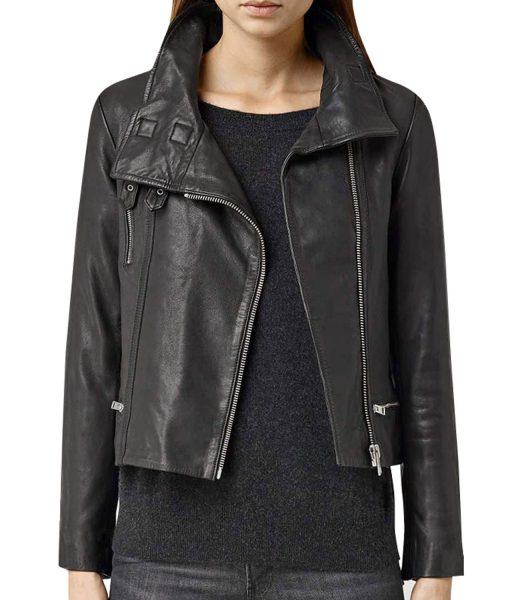 melinda-may-leather-jacket