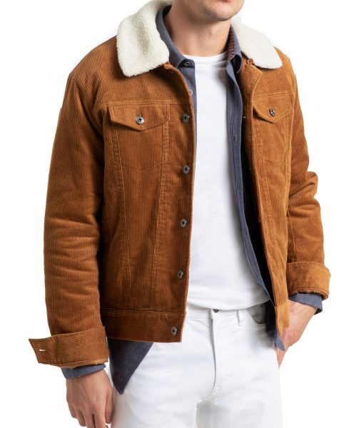 mens-brown-corduroy-aviator-jacket