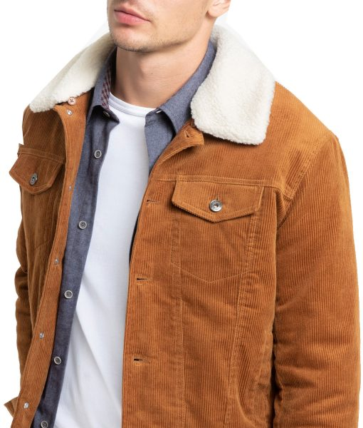 mens-brown-corduroy-shearling-jacket