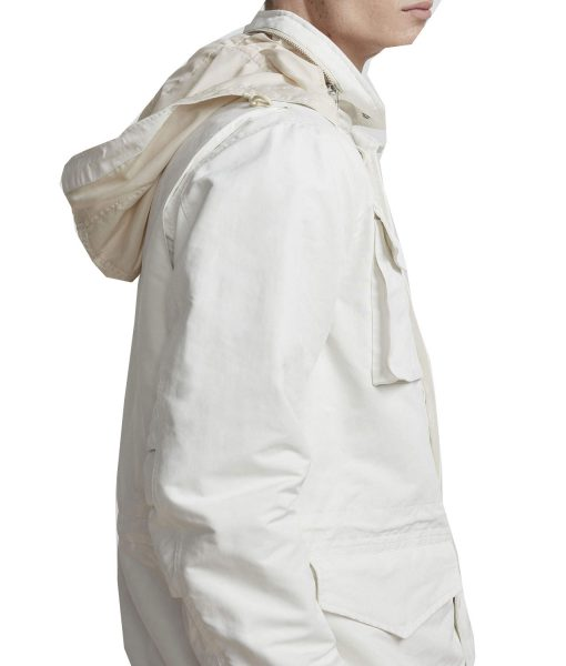 mens-white-field-jacket-with-hood