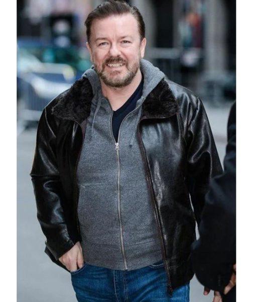 ricky-gervais-after-life-tony-johnson-leather-jacket