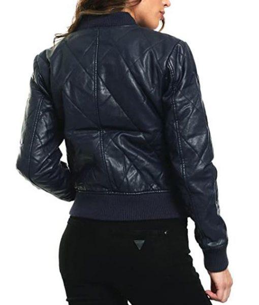 raven-reyes-the-100-leather-jacket