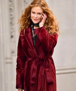 the-undoing-grace-sachs-maroon-coat