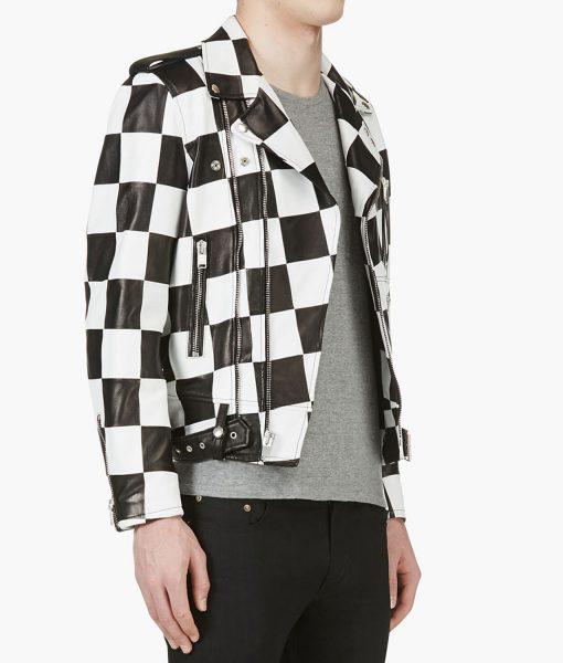 jabsco-checkered-leather-jacket