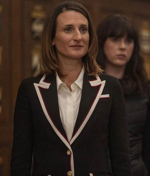 camille-cottin-killing-eve-blazer