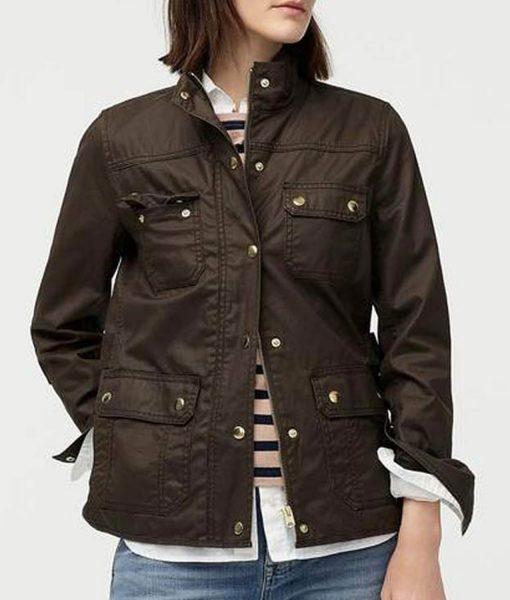 christina-hendricks-good-girls-beth-boland-brown-jacket