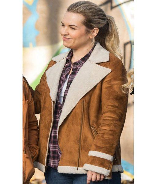 supernatural-sheriff-donna-hanscum-shearling-jacket