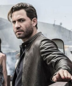 the-last-days-of-american-crime-graham-bricke-leather-jacket