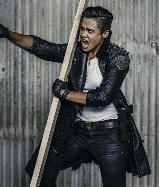 z-nation-katy-m-obrian-leather-coat