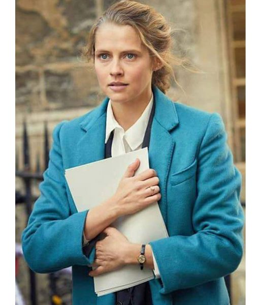 a-discovery-of-witches-diana-bishop-blue-coat