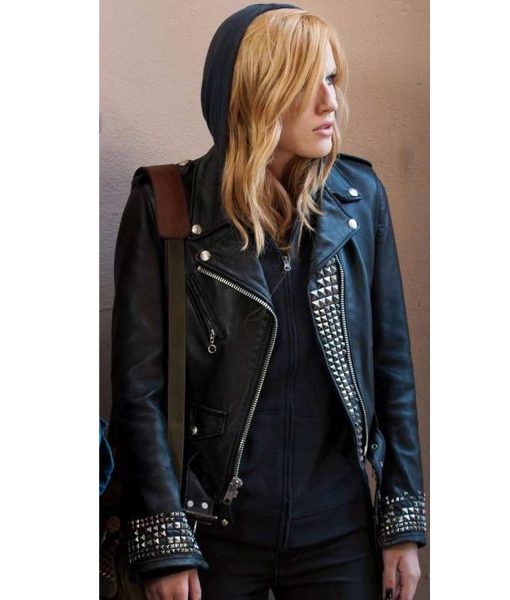 bella-thorne-amityville-belle-leather-jacket