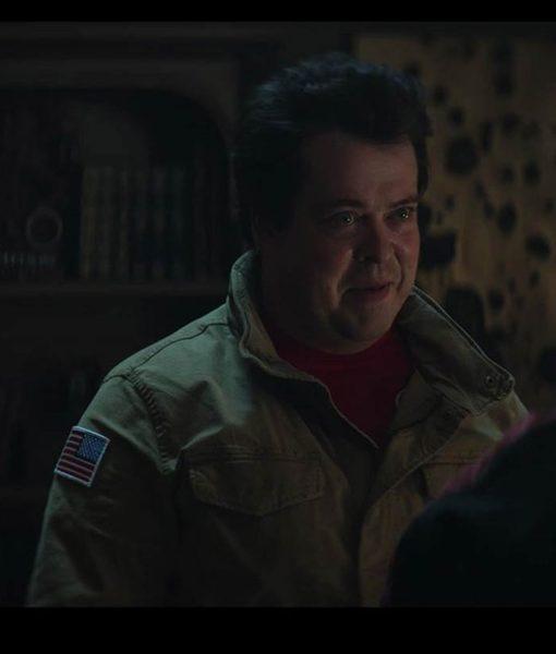 ernest-franklin-doom-patrol-jacket