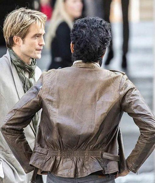 himesh-patel-tenet-leather-jacket