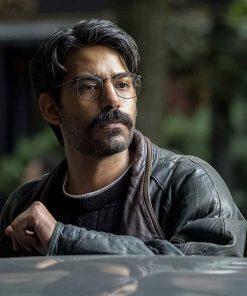 rahul-kohli-the-haunting-of-bly-owen-leather-jacket