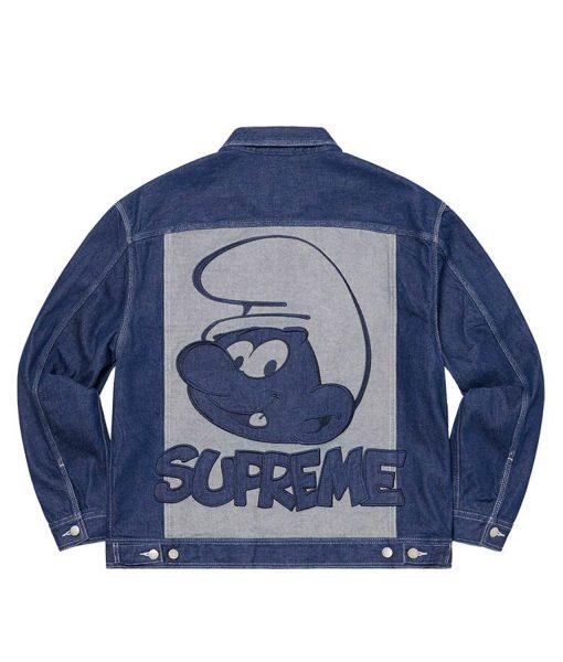 supreme-smurfs-jacket