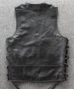 mens-biker-leather-vest