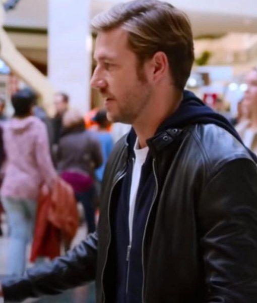 luke-bracey-holidate-jackson-black-leather-jacket