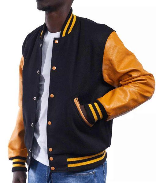 mens-black-and-yellow-varsity-jacket