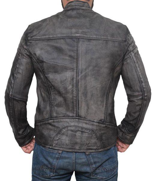 cafe-racer-grey-leather-jacket