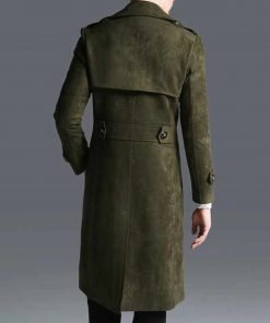 double-breasted-green-military-overcoat