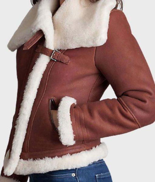 womens-brown-jacket