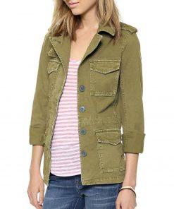chicago-fire-kara-killmer-green-jacket