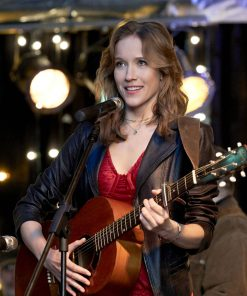 country-at-heart-jessy-schram-leather-jacket