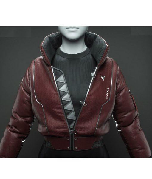 cyberpunk-poser-maroon-jacket