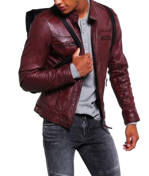 mens-burgundy-waxed-jacket