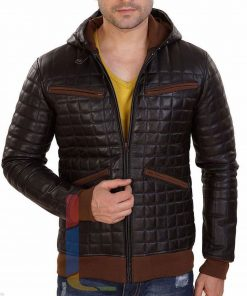 mens-quilted-brown-leather-jacket