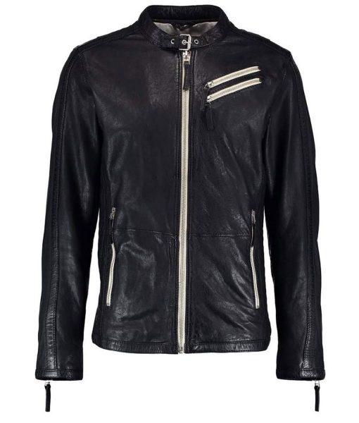 mens-white-leather-jacket