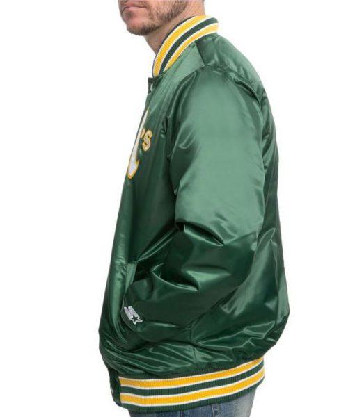 oakland-as-starter-green-jacket
